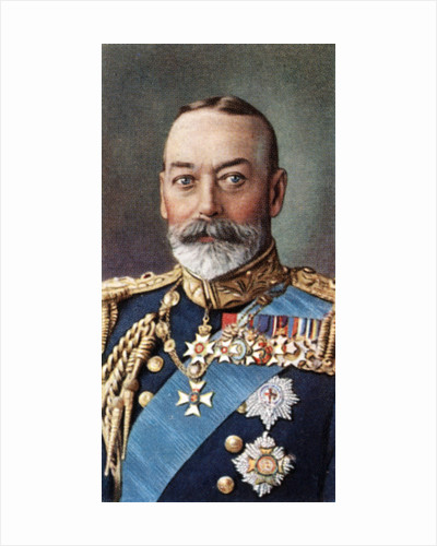 King George V by Anonymous