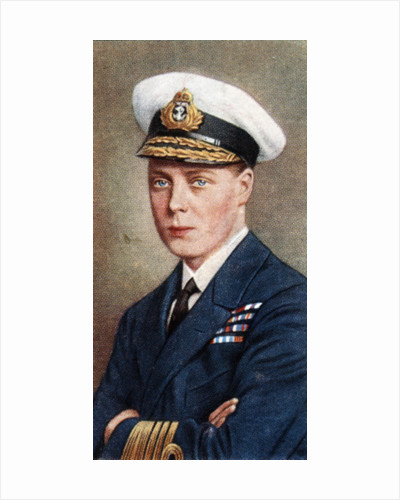 The Prince of Wales, future King Edward VIII, c 1935 by Anonymous