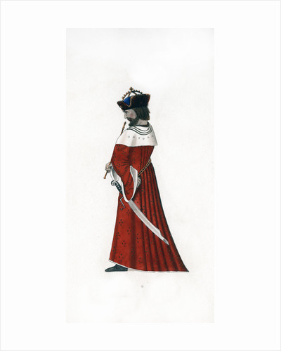 Male dress by Henry Shaw