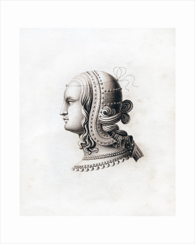 Headdress by Henry Shaw
