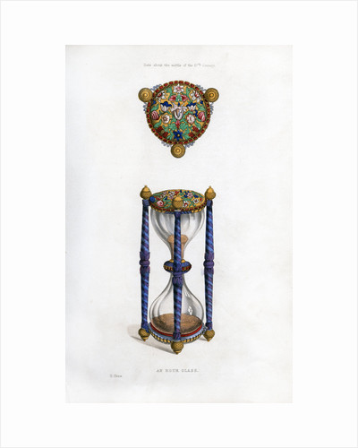 Hourglass by Henry Shaw