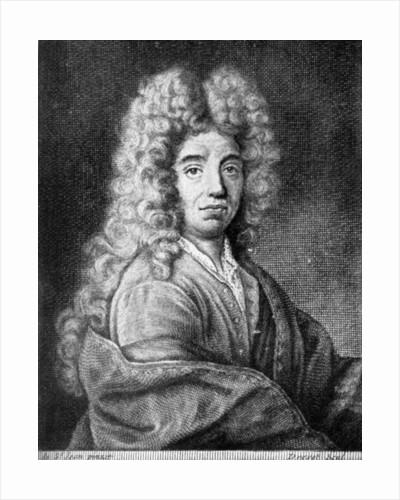 Jean de La Bruyere, French essayist and moralist by Saint Jean