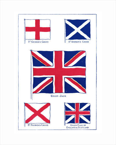 How the Union Jack was made by A S Forrest