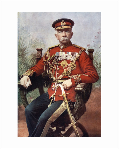 Sir Henry Evelyn Wood, English Field Marshal and a recipient of the Victoria Cross by Mayall