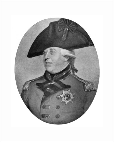 George III of the United Kingdom by Richard Cosway