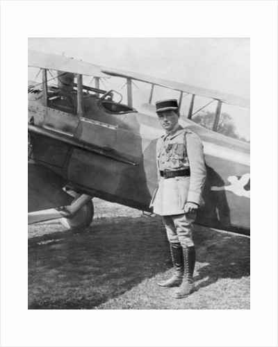 Rene Paul Fonck, French fighter ace by Anonymous