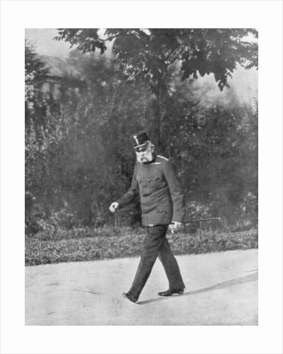 Emperor Franz Josef I of Austria by Hoeck
