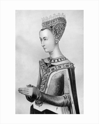 Margaret of Scotland, c 1483 by Anonymous