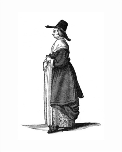 English tradesman's wife by Anonymous