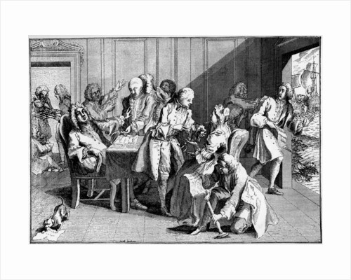 Satire on Walpole by Anonymous
