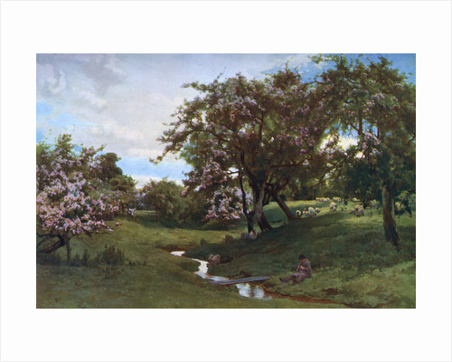 When Nature Painted all Things Gay by Alfred William Parsons