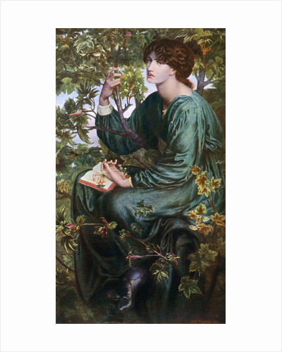 Day Dream by Dante Gabriel Rossetti