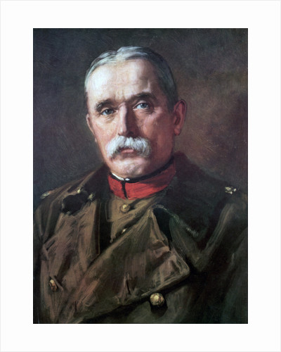 Field Marshal John French, 1st Earl of Ypres, British Field Marshal by Anonymous