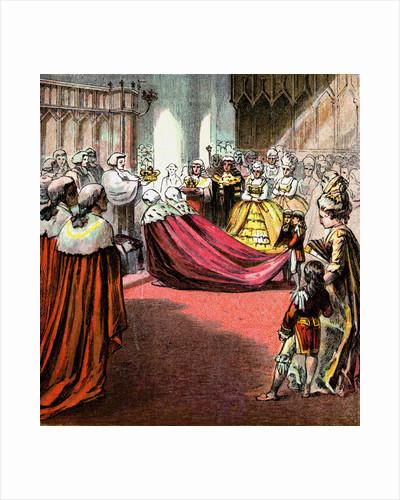 Coronation of George III by Anonymous