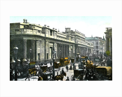 Bank of England, London by Anonymous