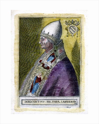 Pope Innocent IV by Anonymous