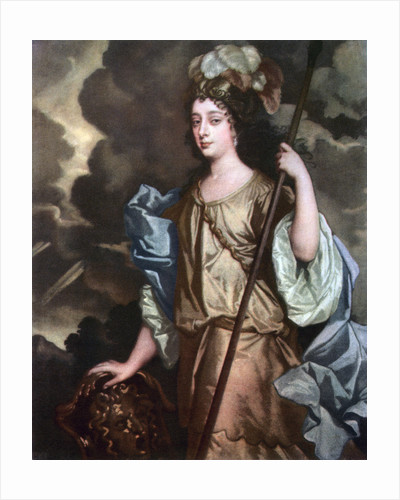 Barbara Villiers, Duchess of Cleveland, Countess of Castlemaine by Peter Lely