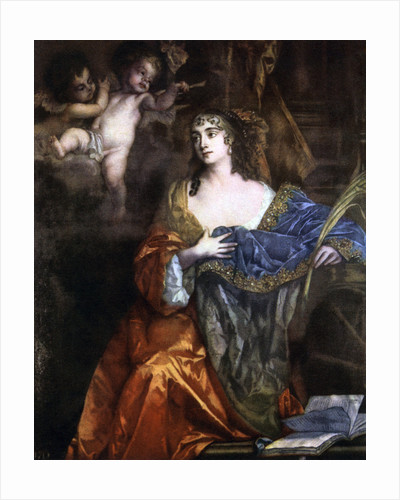 Susan, Lady Belasyse by Peter Lely