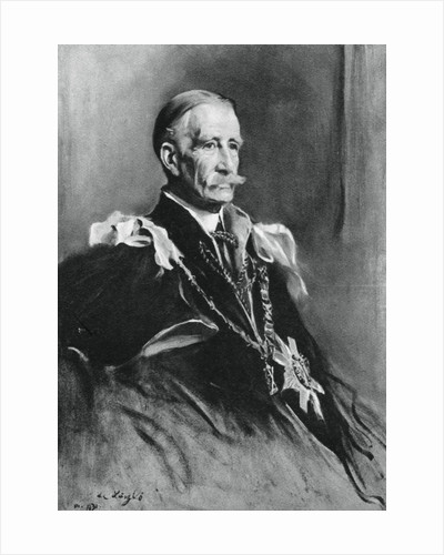 Claude George Bowes-Lyon, 14th Earl of Strathmore and Kinghorne by Fulop Laszlo