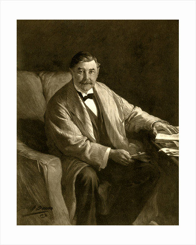 Thomas Power O'Connor, Irish journalist and MP by John Henry Frederick Bacon