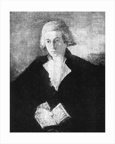 Laurence Sterne, 18th century English novelist and Anglican clergyman by Anonymous