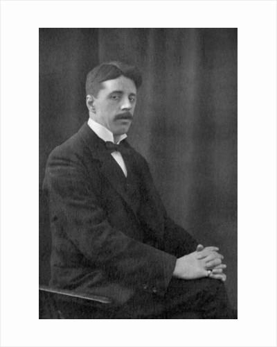 Enoch Arnold Bennett, British novelist by Anonymous