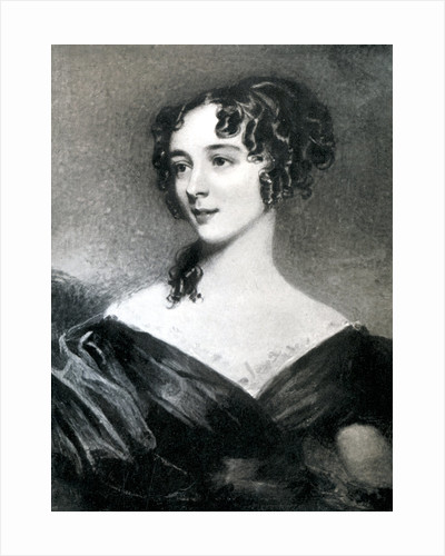 Jane Welsh Carlyle, 19th century literary figure by John Patrick