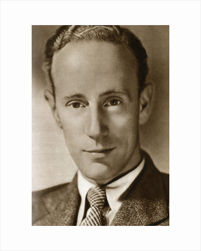 Leslie Howard, English actor by Anonymous