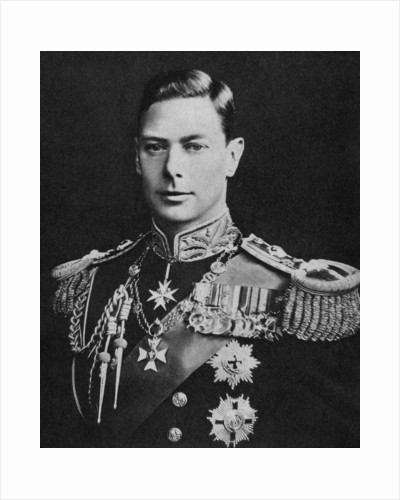 The Duke of York, the future King George VI of the United Kingdom by Anonymous
