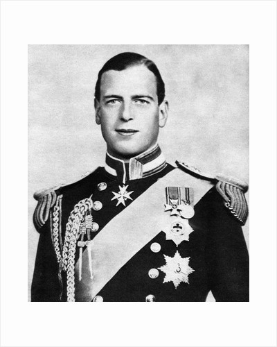 Prince George, Duke of Kent by Anonymous