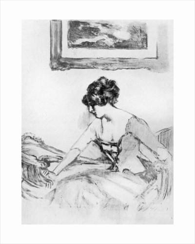 A Study by Albert de Belleroche