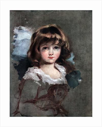 Miss Hartington by Thomas Lawrence