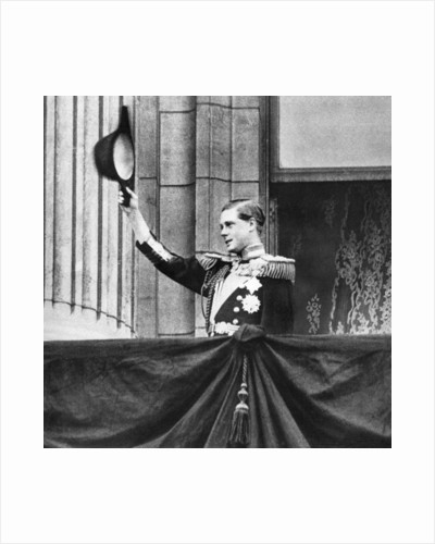King Edward VIII by Anonymous
