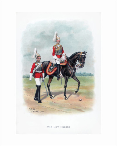2nd Life Guards by LE Buckell