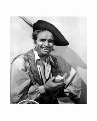 Douglas Fairbanks, American film actor by Anonymous