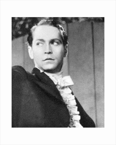 Franchot Tone, American film and stage actor by Anonymous
