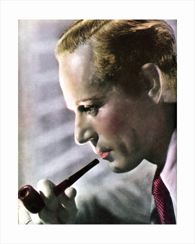Leslie Howard, Englsh actor by Anonymous