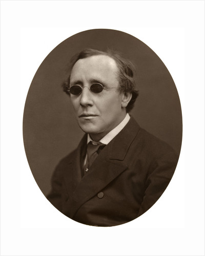 Henry Fawcett, MP, Professor of Political Economy at Cambridge University by Lock & Whitfield