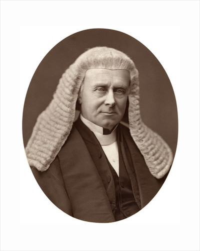 Right Hon Henry Bouverie Brand, MP, Speaker of the House of Commons by Lock & Whitfield