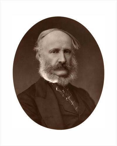 Sir James Macnaghten Hogg, Bart, MP, KCB, Chairman of the Metropolitan Board of Works by Lock & Whitfield