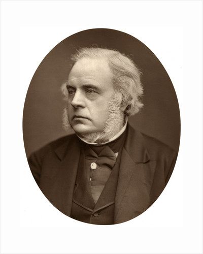 Right Hon John Bright, MP for Birmingham by Lock & Whitfield