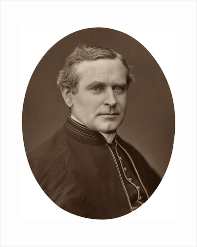 Right Rev Monsignor Capel, DD, Rector of the Catholic University College by Lock & Whitfield