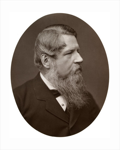 Right Hon Sir Stafford Henry Northcote, Bart, MP, Chancellor of the Exchequer by Lock & Whitfield