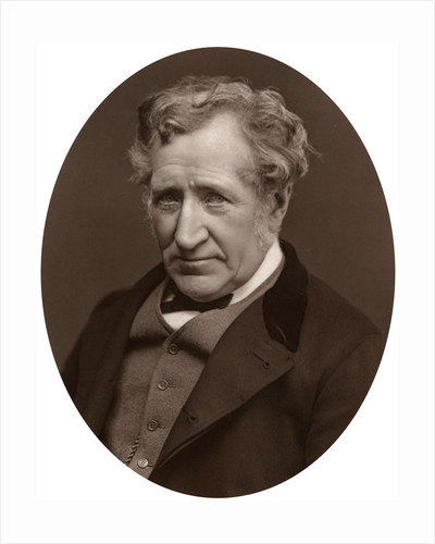 James Nasmyth, Scottish engineer and astronomer by Lock & Whitfield