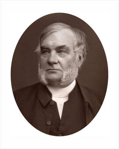 Rev Robert Gregory, MA, Canon Residentiary of St Paul's Cathedral by Lock & Whitfield