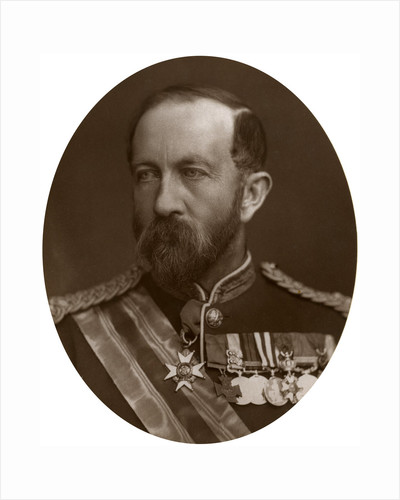 Major General Sir Henry Evelyn Wood, VC, KCB, British soldier by Lock & Whitfield