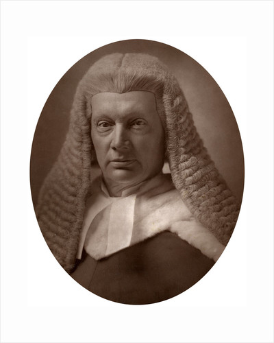 Hon Sir Joseph William Chitty, Judge of the High Court of Justice by Lock & Whitfield
