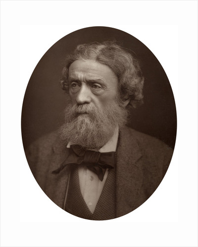 Charles Thomas Newton, CB, DCL, Professor of Archeology at University College London by Lock & Whitfield