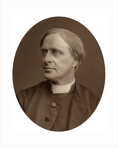 Edward White Benson, Lord Bishop of Truro by Lock & Whitfield