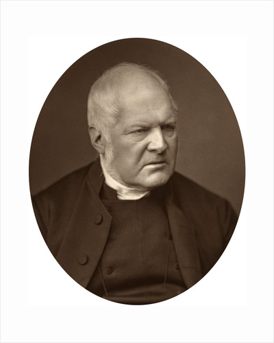 Reverend Edward Meyrick Goulburn, Dean of Norwich by Lock & Whitfield